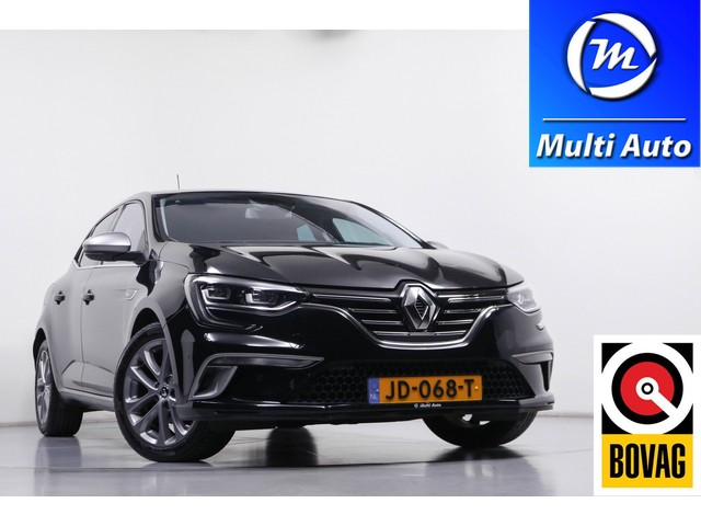 Renault Mégane 1.2 TCe GT-Line 132PK!! Climate Control DAB Achteruitrijcamera Head-Up Display Bose Audio Parkeerhulp Sportstoelen